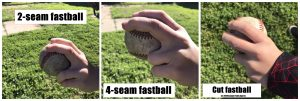 All About Pitches: Standard Baseball Pitches